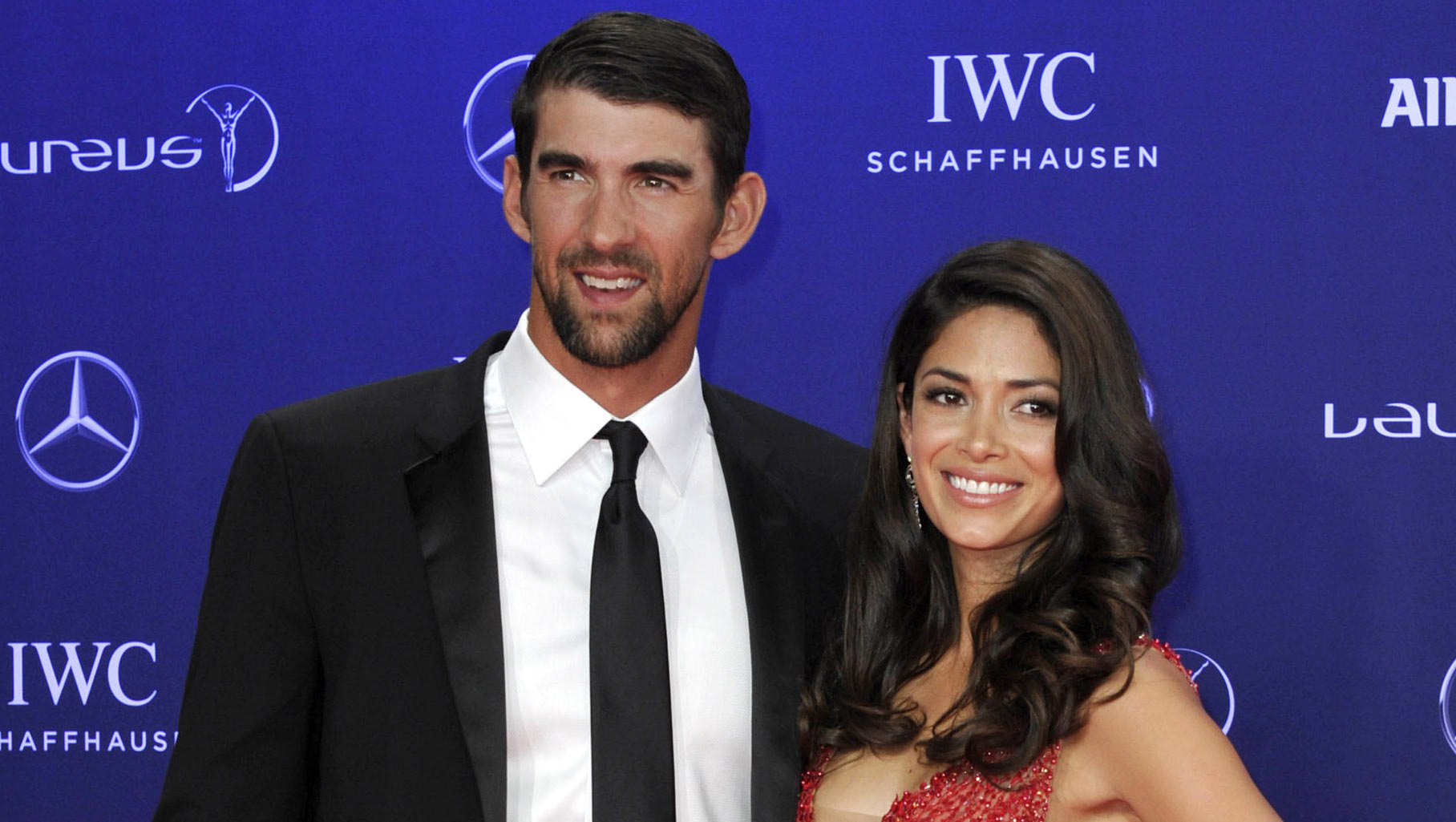 Michael Phelps Wins Comeback of the Year at the Laureus World Sports Awards!
