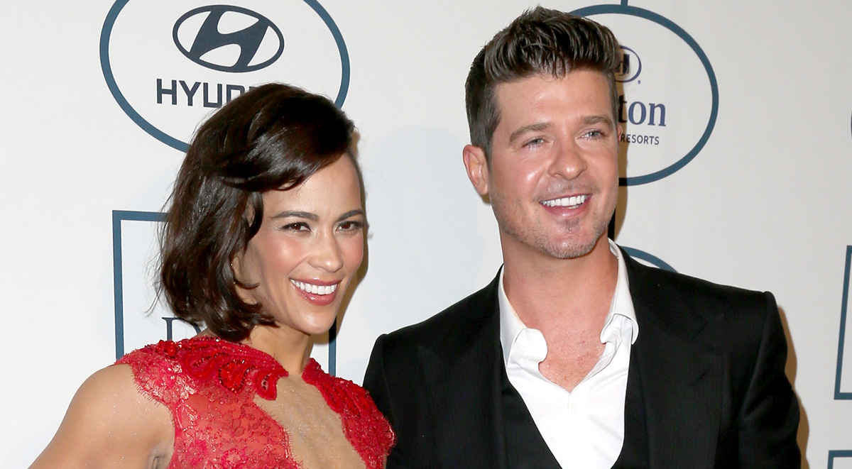 Robin Thicke Brothers And Sisters Robin Thicke Spends Mo...