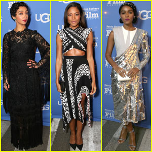 Ruth Negga & Naomie Harris Bring Talent & Beauty to SBIFF