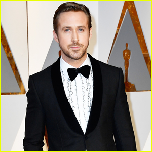 Ryan Gosling is Gucci Handsome on Oscars 2017 Red Carpet