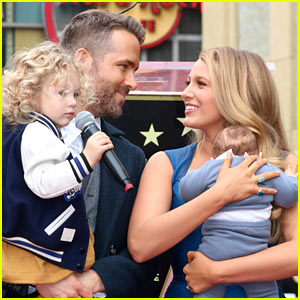 Ryan Reynolds Says His Proudest Moment as a Dad is Seeing His Daughters Bond