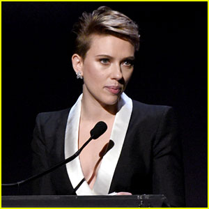 Scarlett Johansson Says She's 'Barely Holding It Together' as a Working Mom