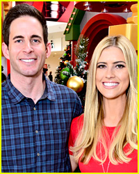 Tarek & Christina El Moussa Reunite for a Public Appearance