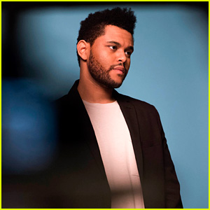 The Weeknd Models His Spring Icons Selections for H&M