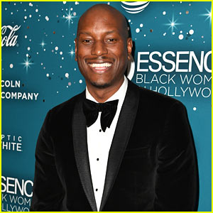 Surprise! Tyrese Gibson Secretly Got Married on Valentine's Day!