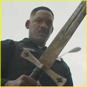 Will Smith's Netflix Movie 'Bright' Gets First Teaser Trailer!