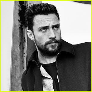 Aaron Taylor-Johnson: I'm 'Constantly' Wanting to Give Up Acting for Fatherhood