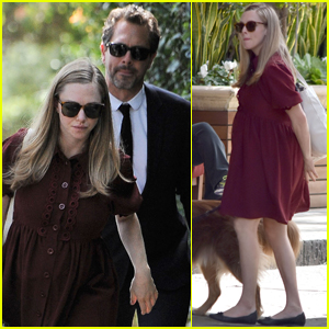 Amanda Seyfried's Fiancé Thomas Sadoski Knows She'll Be a Great Mom