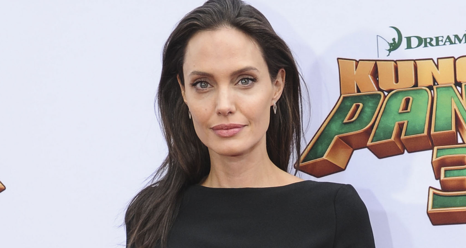 Angelina Jolie Finally Breaks Her Silence On Her ...