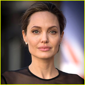 Angelina Jolie Meets with the Archbishop of Canterbury