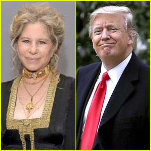 Barbra Streisand Blames Donald Trump for Making Her Gain Weight
