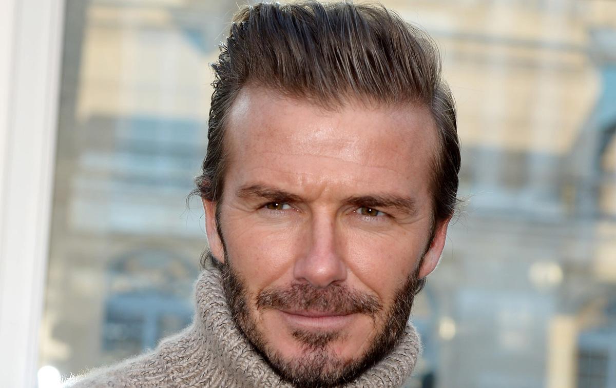 ... , David Beckham, H... David Beckham
