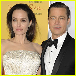 Angelina Jolie & Brad Pitt Are Reportedly Speaking Again After Split