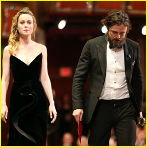 Brie Larson Speaks About Not Clapping for Casey Affleck at Oscars 2017