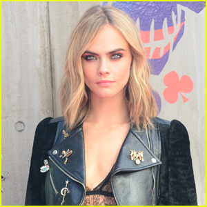 Cara Delevingne Is Publishing Her Very Own Novel!