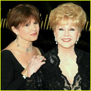 Carrie Fisher & Debbie Reynolds' Public Memorial Details