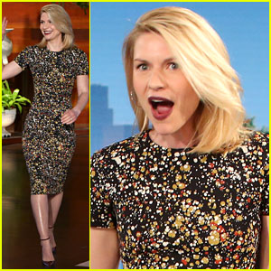 Claire Danes Reveals Her Ideal Ending for 'Homeland'