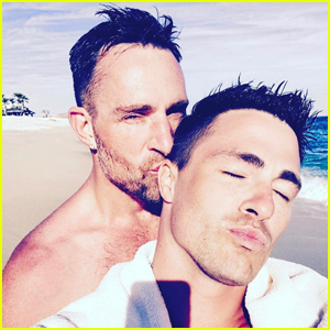 Colton Haynes' Engagement - Celebs & Friends Send Congrats!