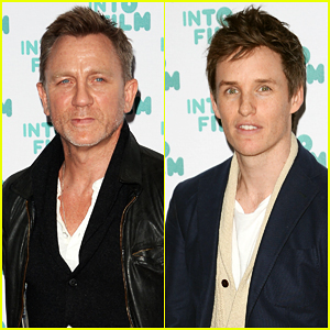 Daniel Craig & Eddie Redmayne Celebrate Young Filmmakers At Into Film Awards 2017!