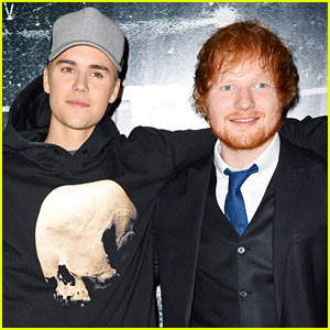 Ed Sheeran Says He Once Hit Justin Bieber in the Head with a Golf Club!