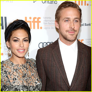 Eva Mendes Is Supporting Ryan Gosling at SXSW Festival!