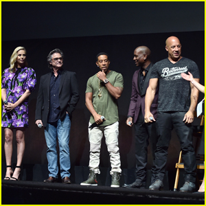Vin Diesel & 'Fate of the Furious' Cast Surprise CinemaCon 2017 Crowd With Film Screening