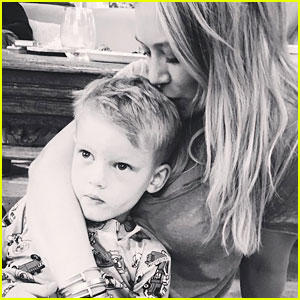 Hilary Duff Reveals Son Luca's Birthday Party Details!