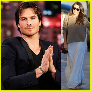 Ian Somerhalder's Hyperbaric Chamber Helped Him Land Wife Nikki Reed