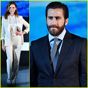 Jake Gyllenhaal Gets Praise From 'Sunday in the Park' Co-Star Annaleigh Ashford!