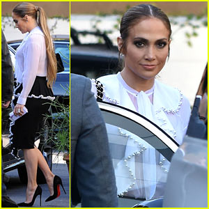 Jennifer Lopez & 'Shades of Blue' Co-Star Ray Liotta Reveal First Impressions of Each Other