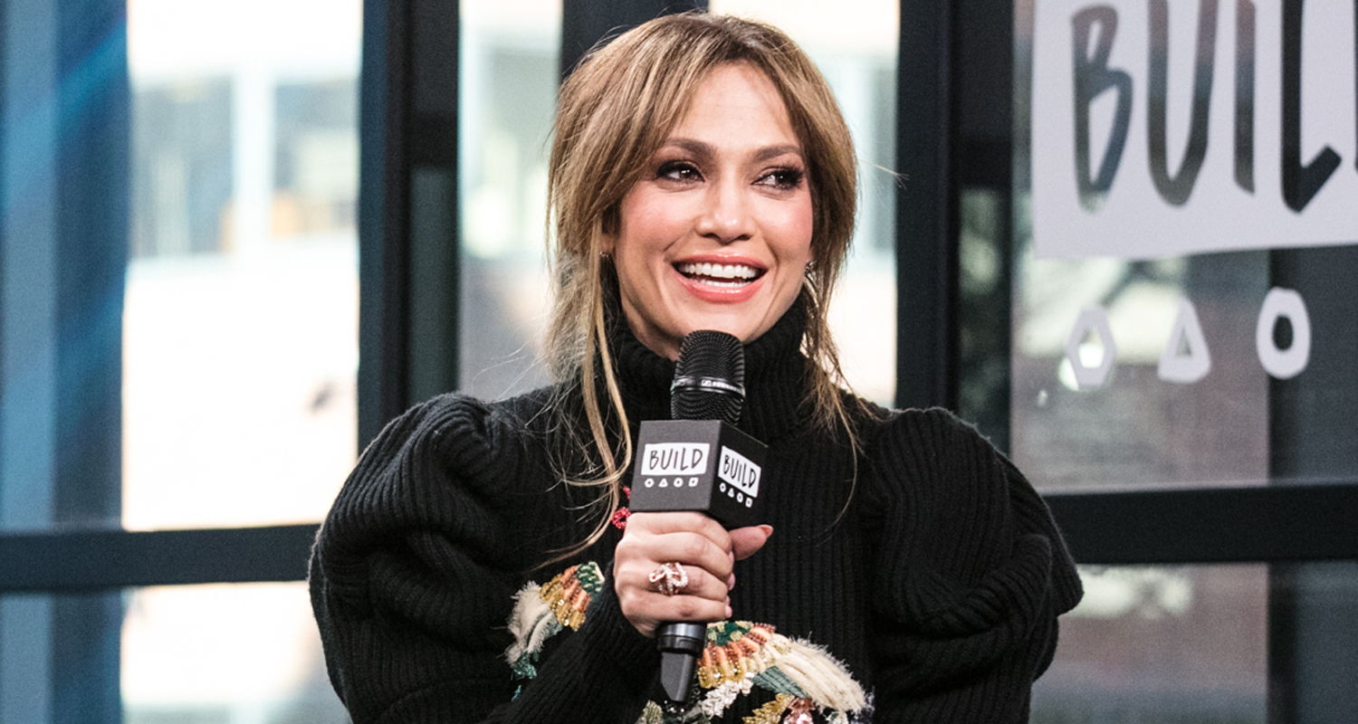 Jennifer Lopez's Son Max Wants Her to Wear Pants On Stage ...