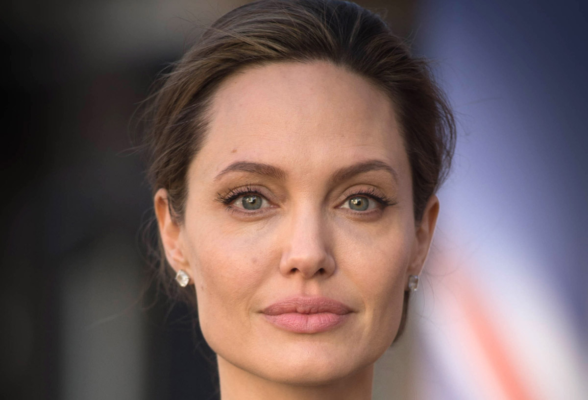 Angelina Jolie Continues to Fight for Those Who Are Victims of War ...