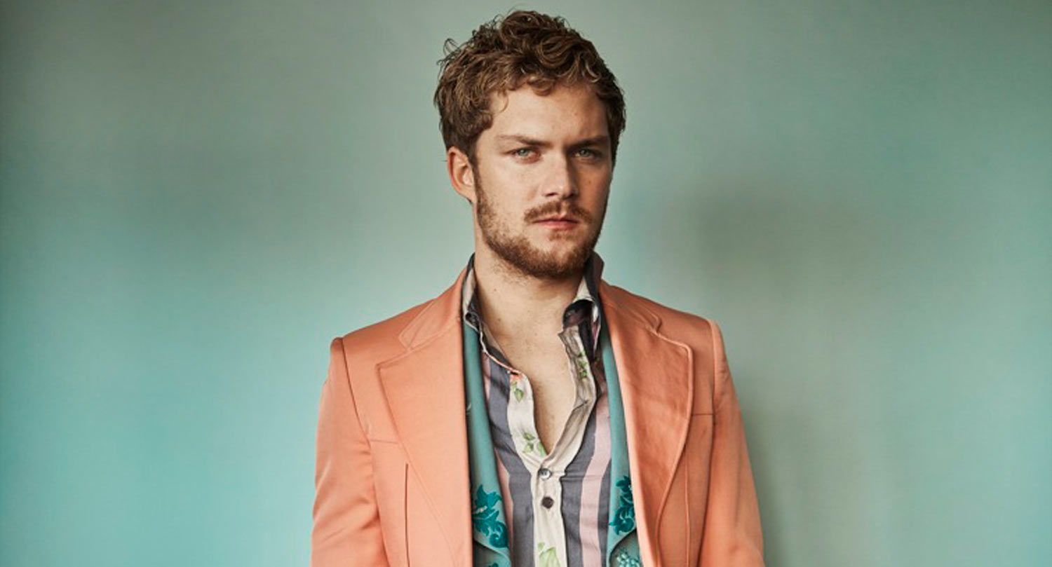 Finn Jones Talks Relating to 'Troubled Hero' Iron Fist ...
