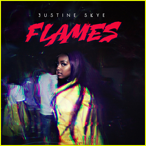 Justine Skye: 'Flames' Music Video, Stream & Download - Watch!