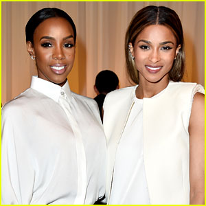Kelly Rowland Sends Love to Ciara, Denies 'Liking' Negative Comment About Photo Shoot