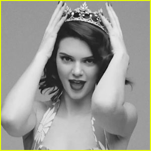 Kendall Jenner Channels Marilyn Monroe in New Video - Watch Now!