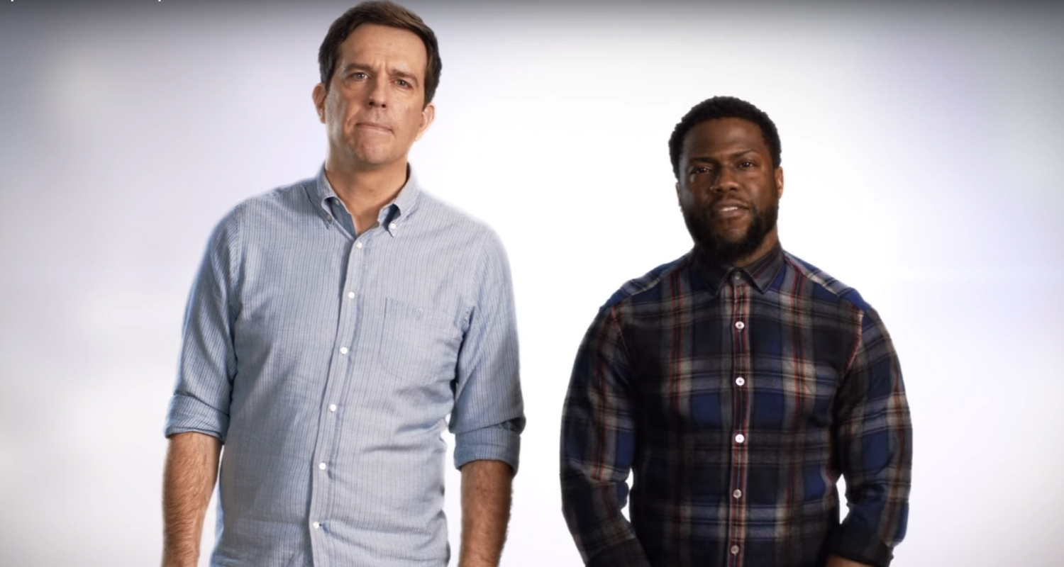 Kevin Hart & Ed Helms Share First 'Captain Underpants ...