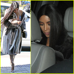 Kim Kardashian Shares Behind the Scenes Look While Filming 'Ocean's Eight' with Kendall Jenner