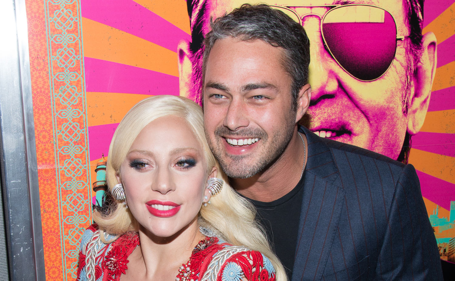 Taylor Kinney Opens Up...