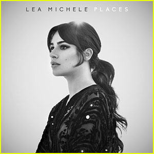 Lea Michele Reveals 'Places' Album Cover & Release Date!