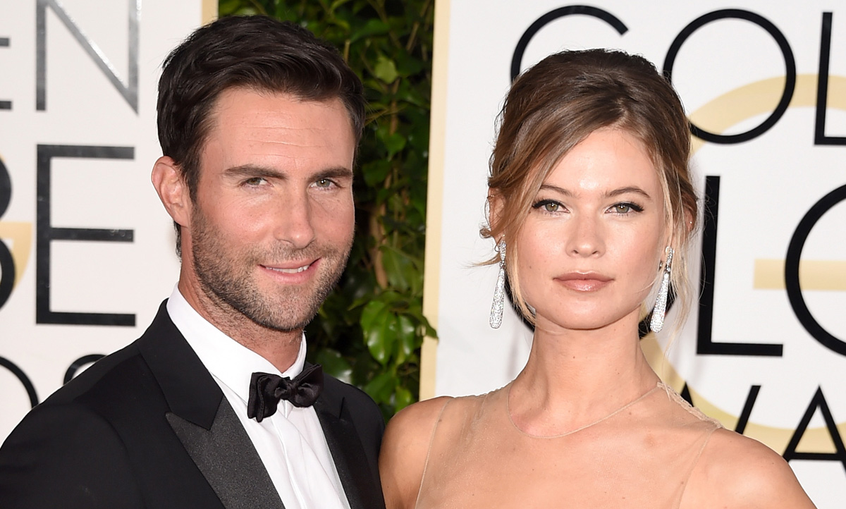 Behati Prinsloo Celebrates Adam Levine's Birthday – Read ...