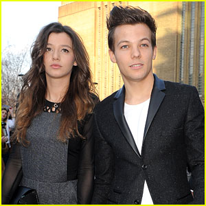 Louis Tomlinson Airport Video Shows Girlfriend Eleanor Calder Being Attacked