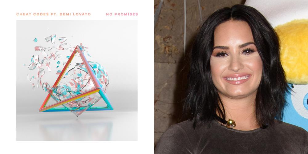 Lovato Nopromises Demi Cheat Codes Promises Stream Lyrics Download Listen