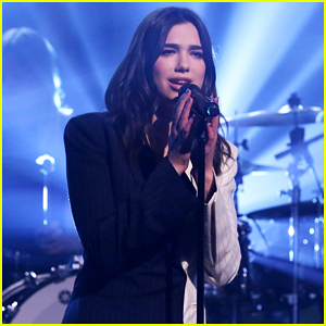 Martin Garrix & Dua Lipa Perform 'Scared To Be Lonely' On 'The Tonight Show' - Watch Here!