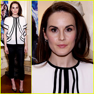 Michelle Dockery Says She Will Never Push Away Lady Mary