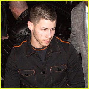 Nick Jonas is Fashion Forward During Paris Fashion Week