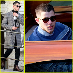 Nick Jonas Wraps Up European Vacation: 'Time to Get Back to Work'
