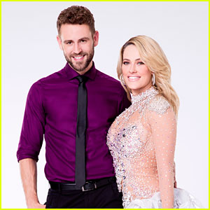 The Bachelor's Nick Viall Performs First 'DWTS' Dance with Peta Murgatroyd (Video)