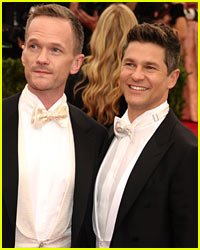 Neil Patrick Harris & David Burtka Enjoy Some Fun in the Sun in St. Bart's