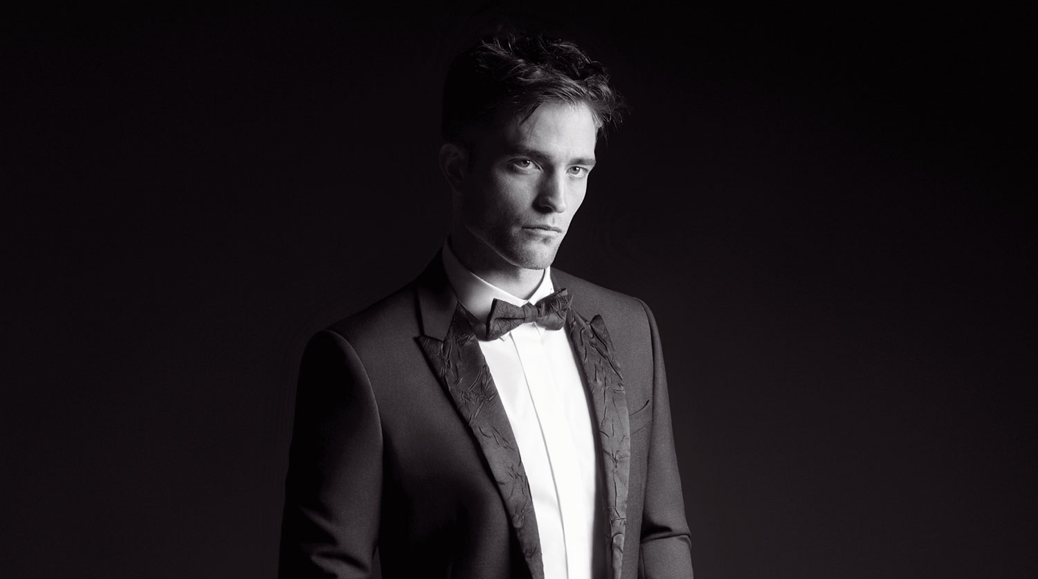 Robert Pattinson Suits Up for New Dior Homme Campaign ...